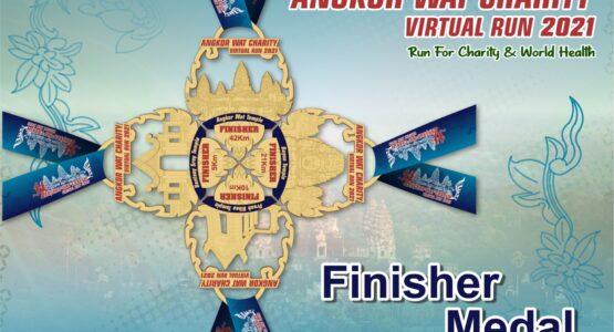 Angkor Wat Charity Virtual Run